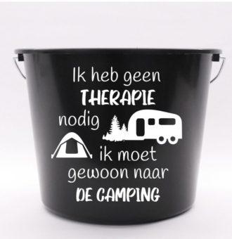 emmer - camping